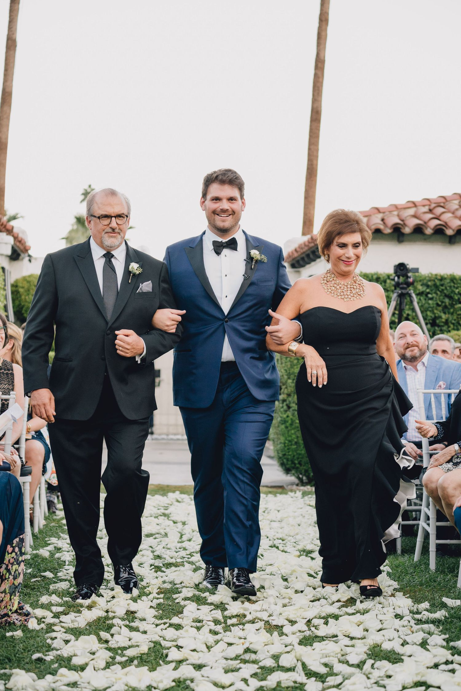 Parents of the Groom | Avalon Hotel Palm Springs