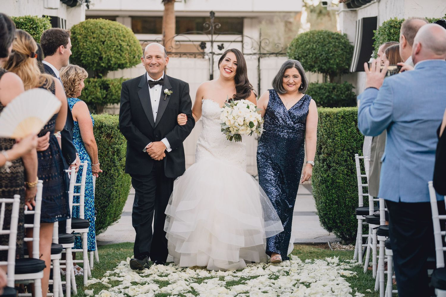 Parents of the Bride | Avalon Hotel Palm Springs