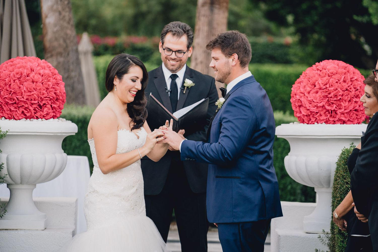 Wedding Rings | Avalon Hotel Palm Springs
