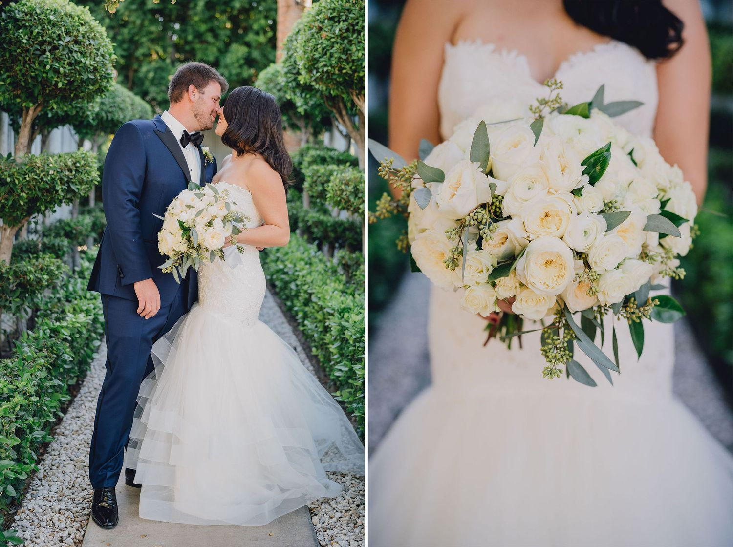 Wedding Bouquet | Avalon Hotel Palm Springs