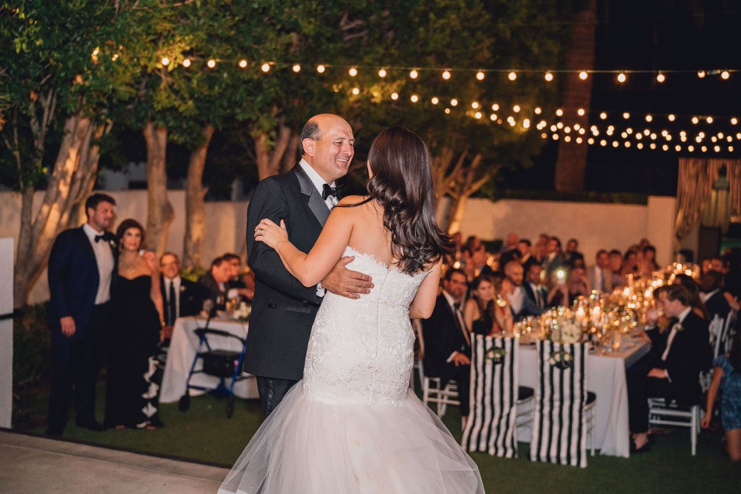Father Daughter Dance | Avalon Hotel Palm Springs
