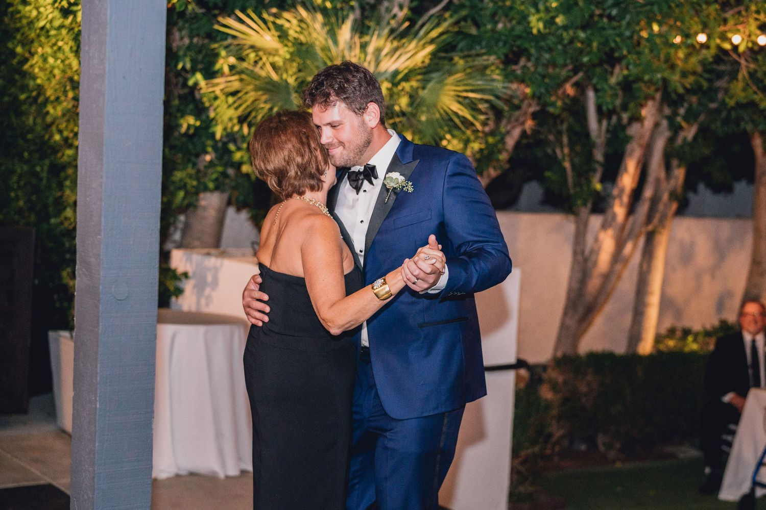 Mother Son Dance | Avalon Hotel Palm Springs