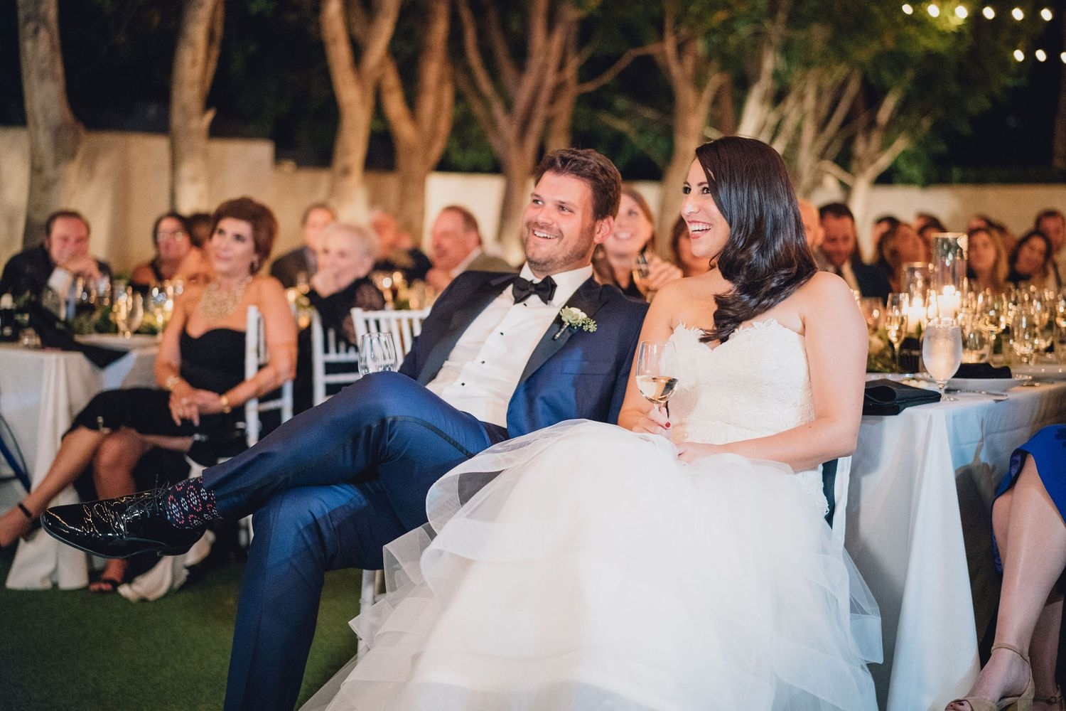 Wedding Toasts | Avalon Hotel Palm Springs