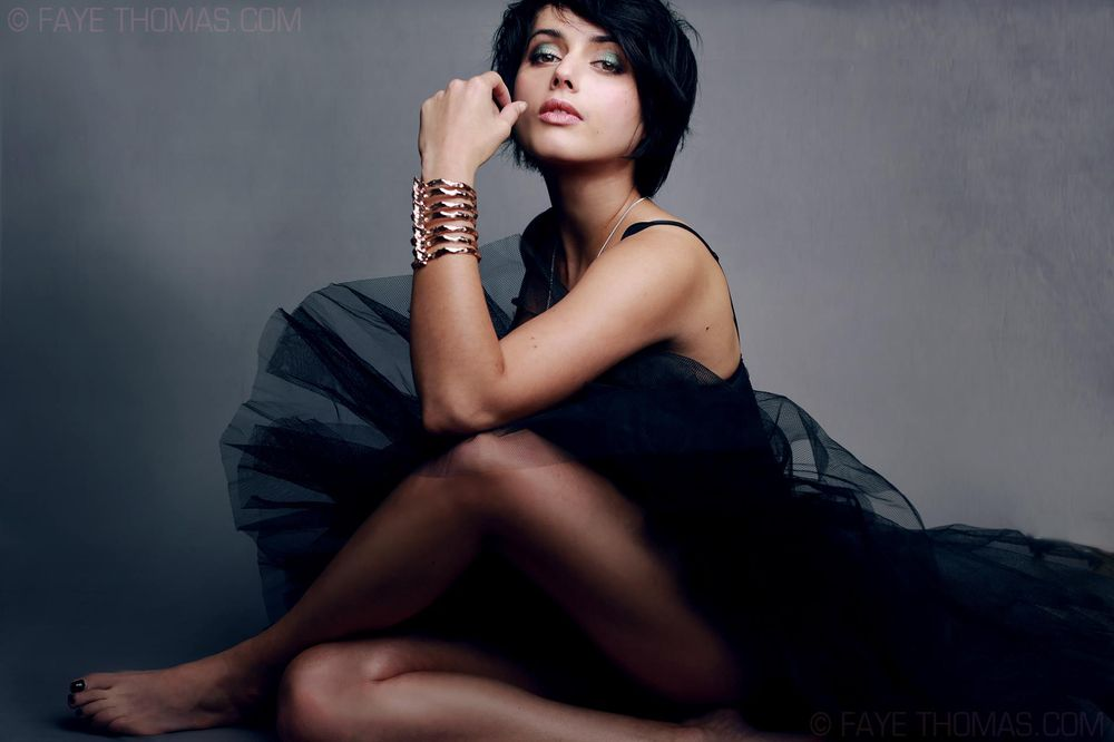 AMRITA ACHARIA by Faye Thomas Photography