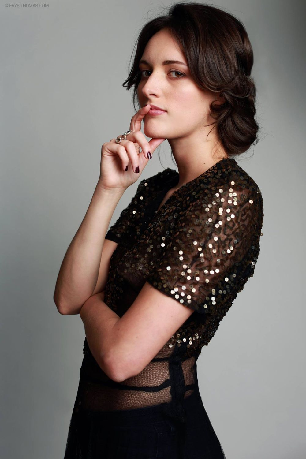 PHOEBE WALLER-BRIDGE by Faye Thomas Photography