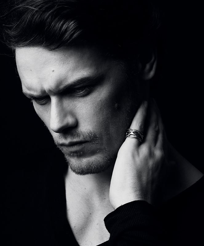 SAM HEUGHAN by Faye Thomas Photography