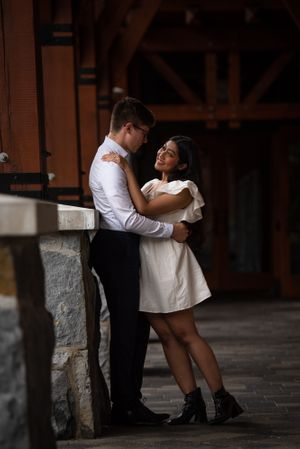 Nita Lake Lodge Whistler Engagement Photography