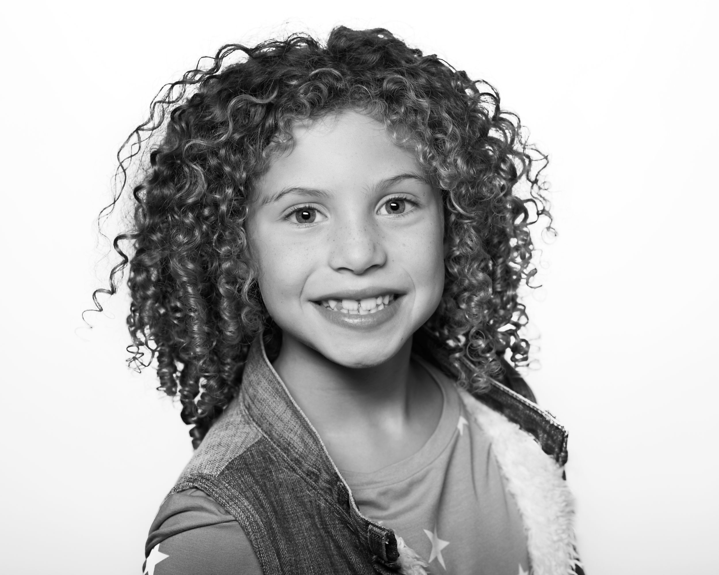 child model headshot
