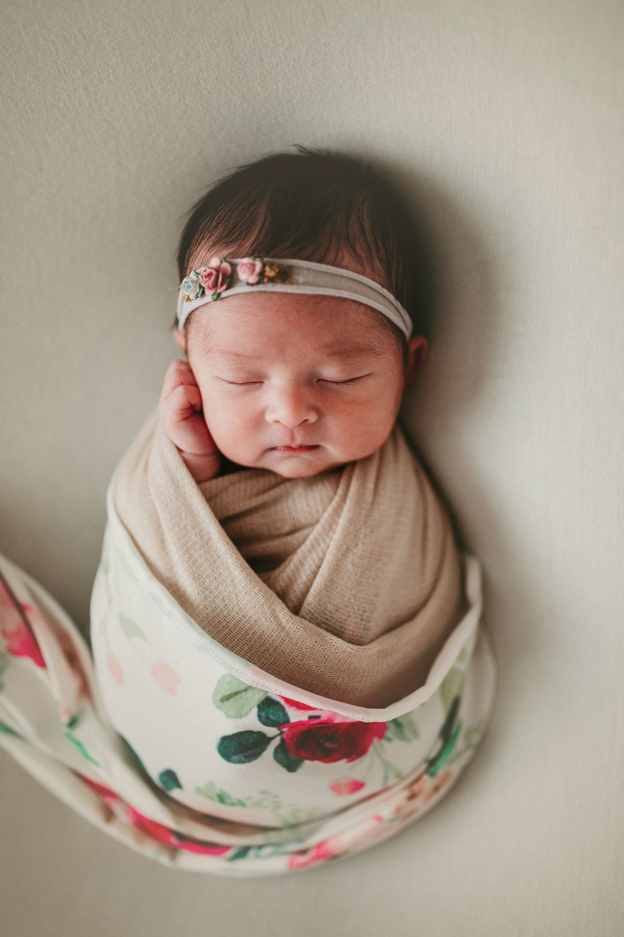 Newborn Wrapped| Newborn Photography