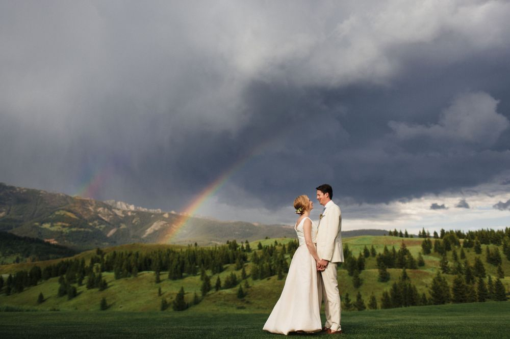 Kacie Q Photography Moonlight Basin Big Sky, Montana Wedding