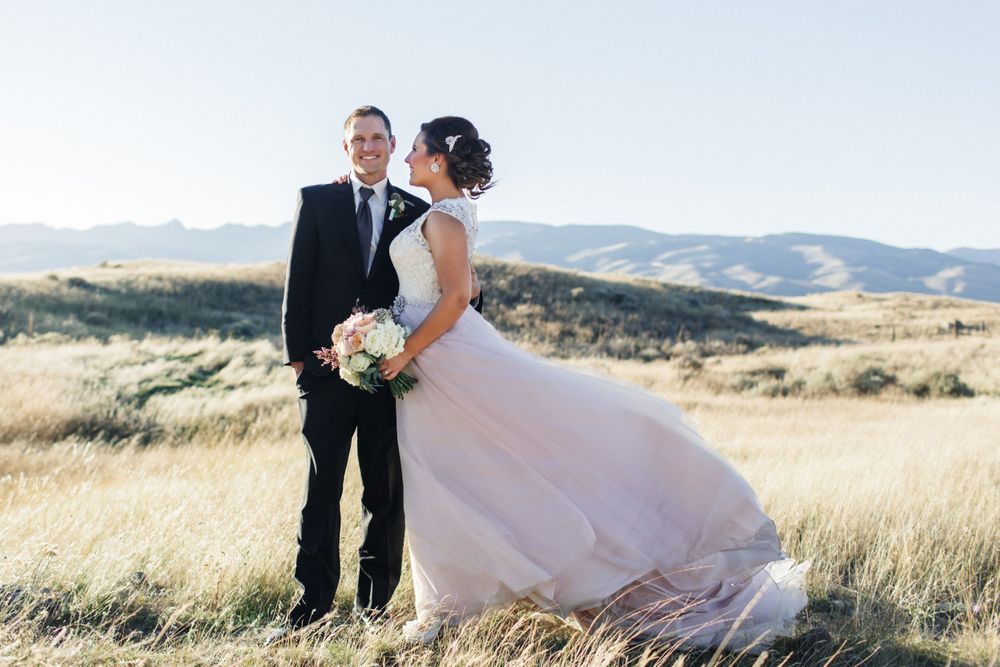 Kacie Q Photography Paradise Valley Chico Hot Springs Wedding