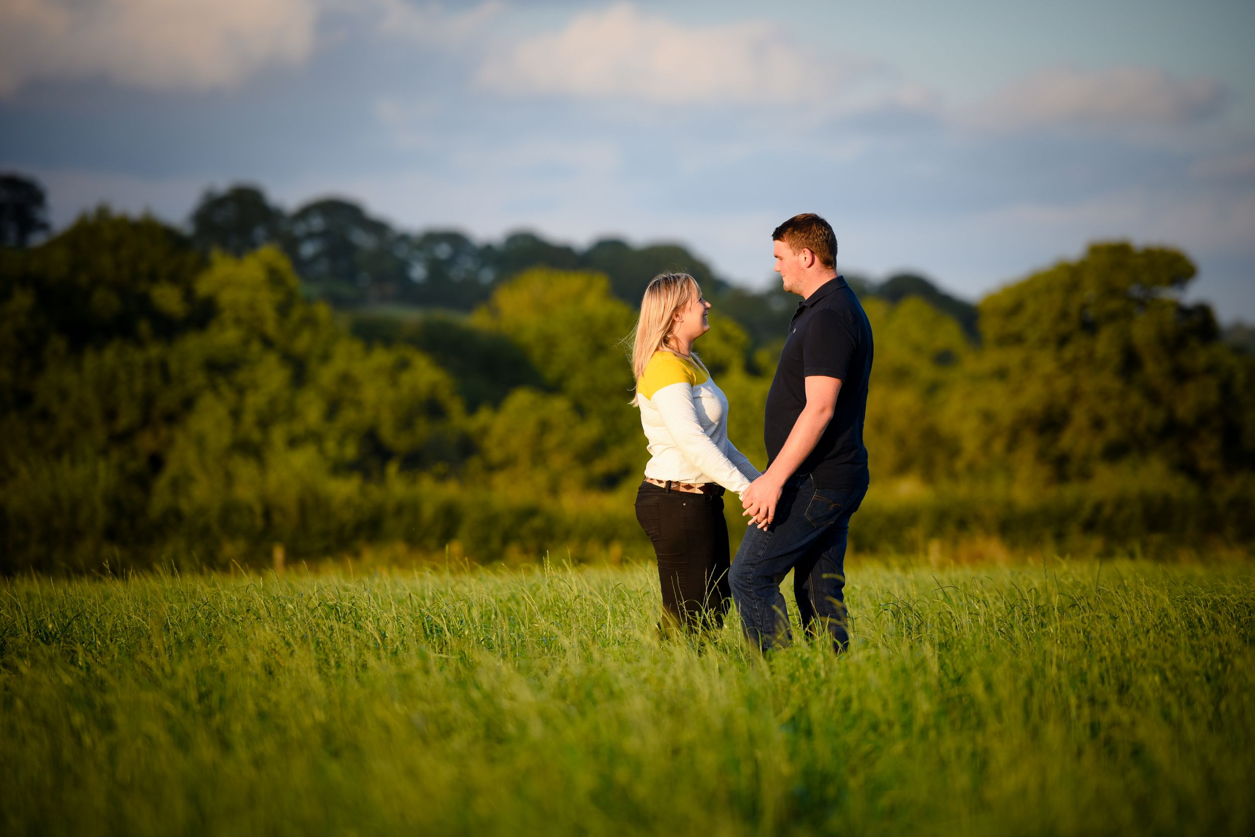 Engagement Photos, Devon