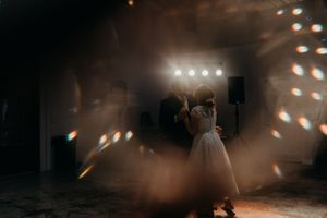 bride-groom-first-dance-ashton-hill-barn-cedar-rapids-iowa-raelyn-ramey-photography