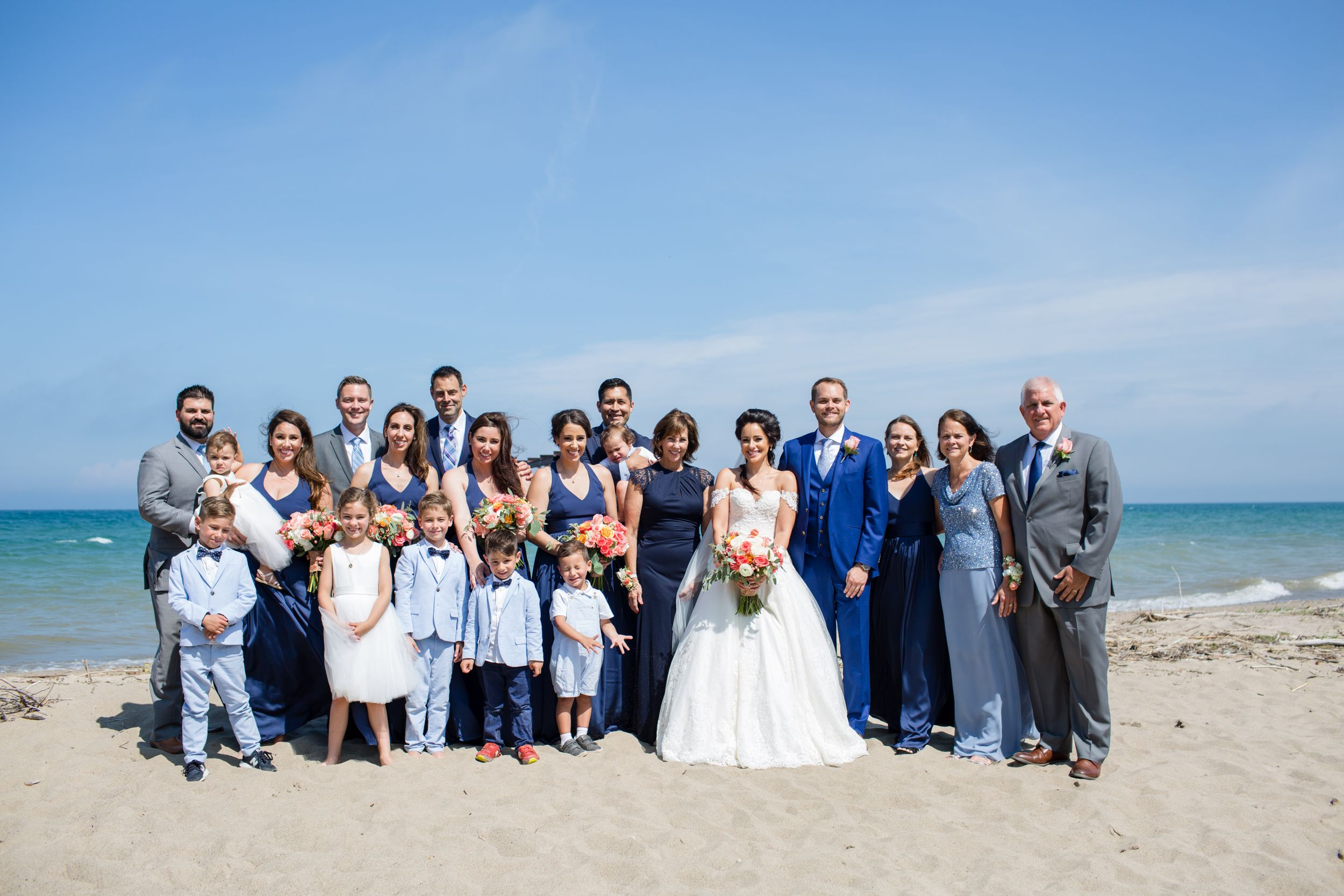 Visual Narrative Photography Michigan wedding photography portrait family