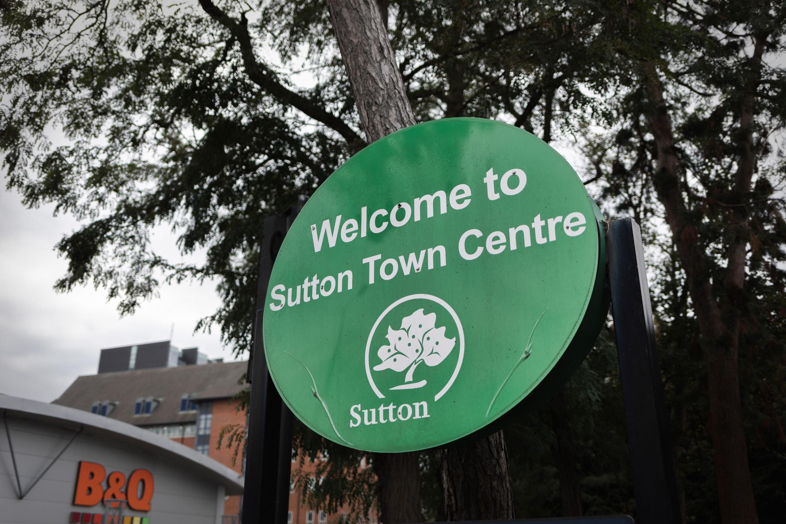 welcome to Sutton Town Centre