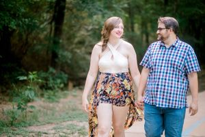 Elizabeth Couch Photography | Dallas Fort Worth Wedding Photographer | engagement photos