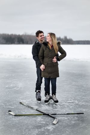 Hockey Engagement