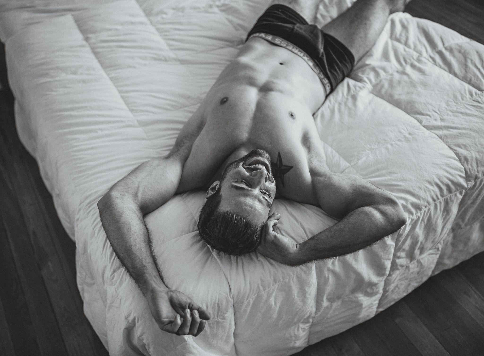 boston male  boudoir photographer