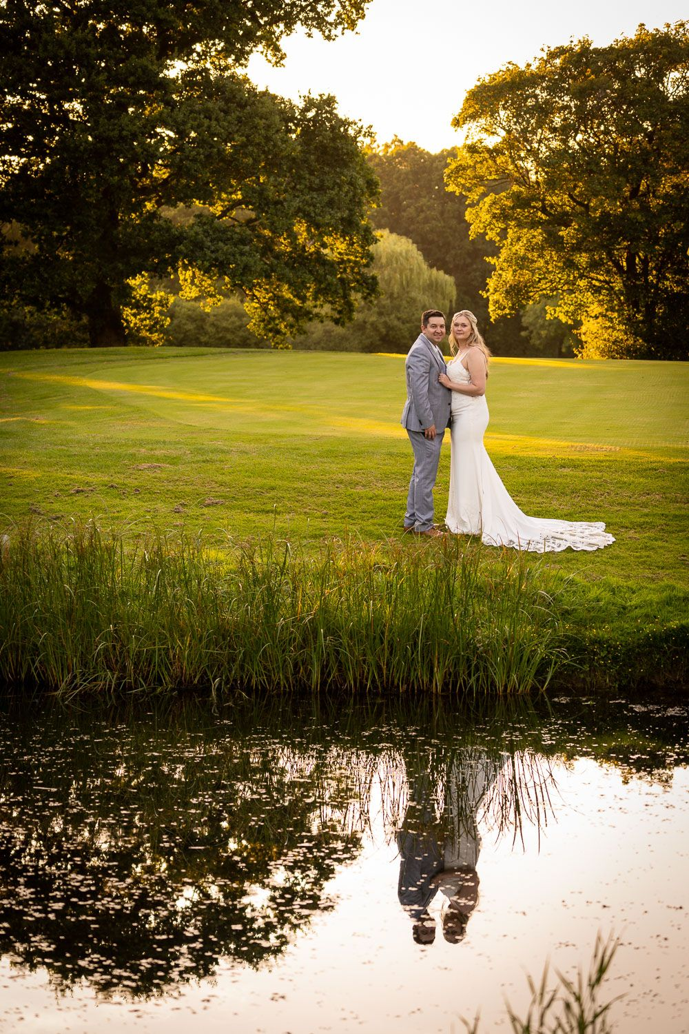 Meon valley wedding