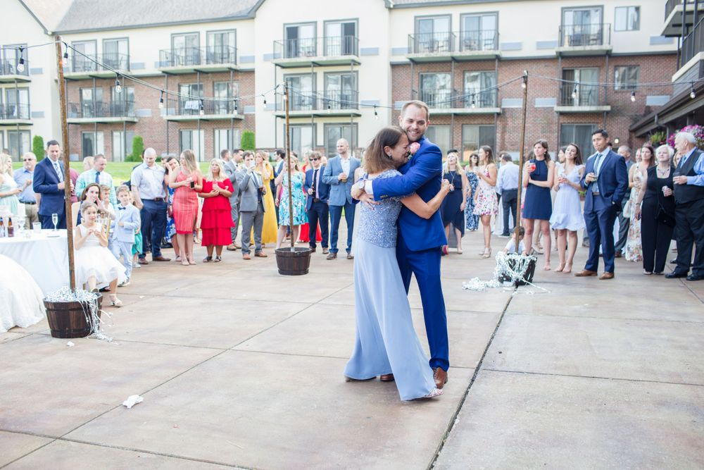 Visual Narrative Photography Michigan wedding photography dance