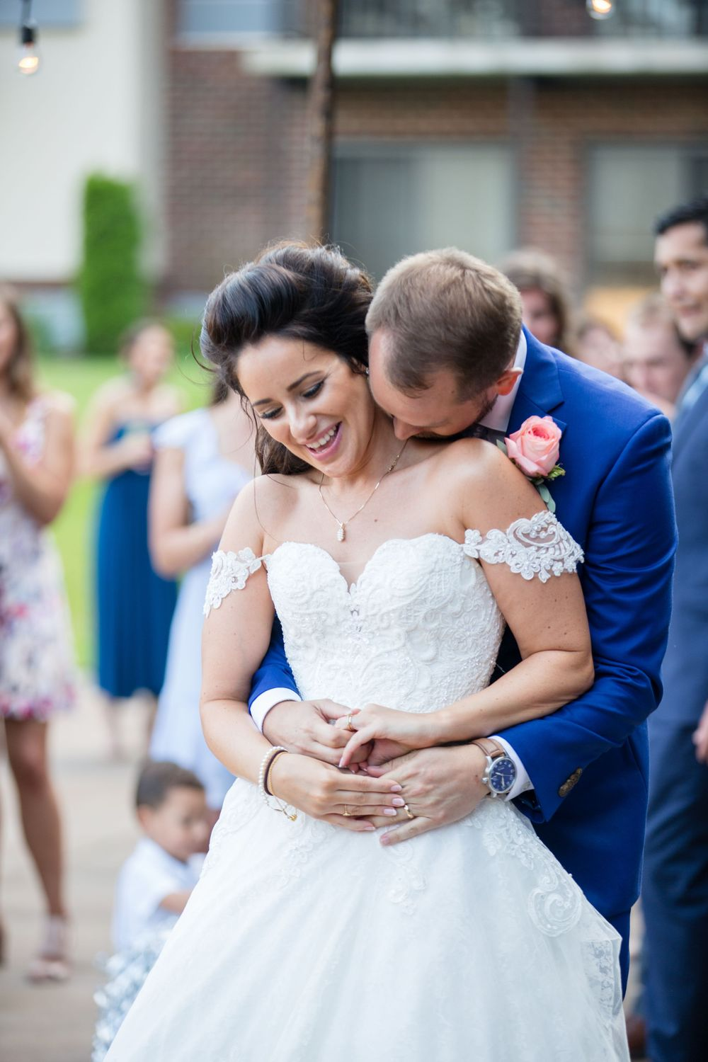 Visual Narrative Photography Michigan wedding photography portrait