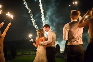 wedding photographer at prestwold hall hotel