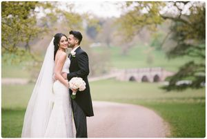 wedding photographer Kedleston Hall