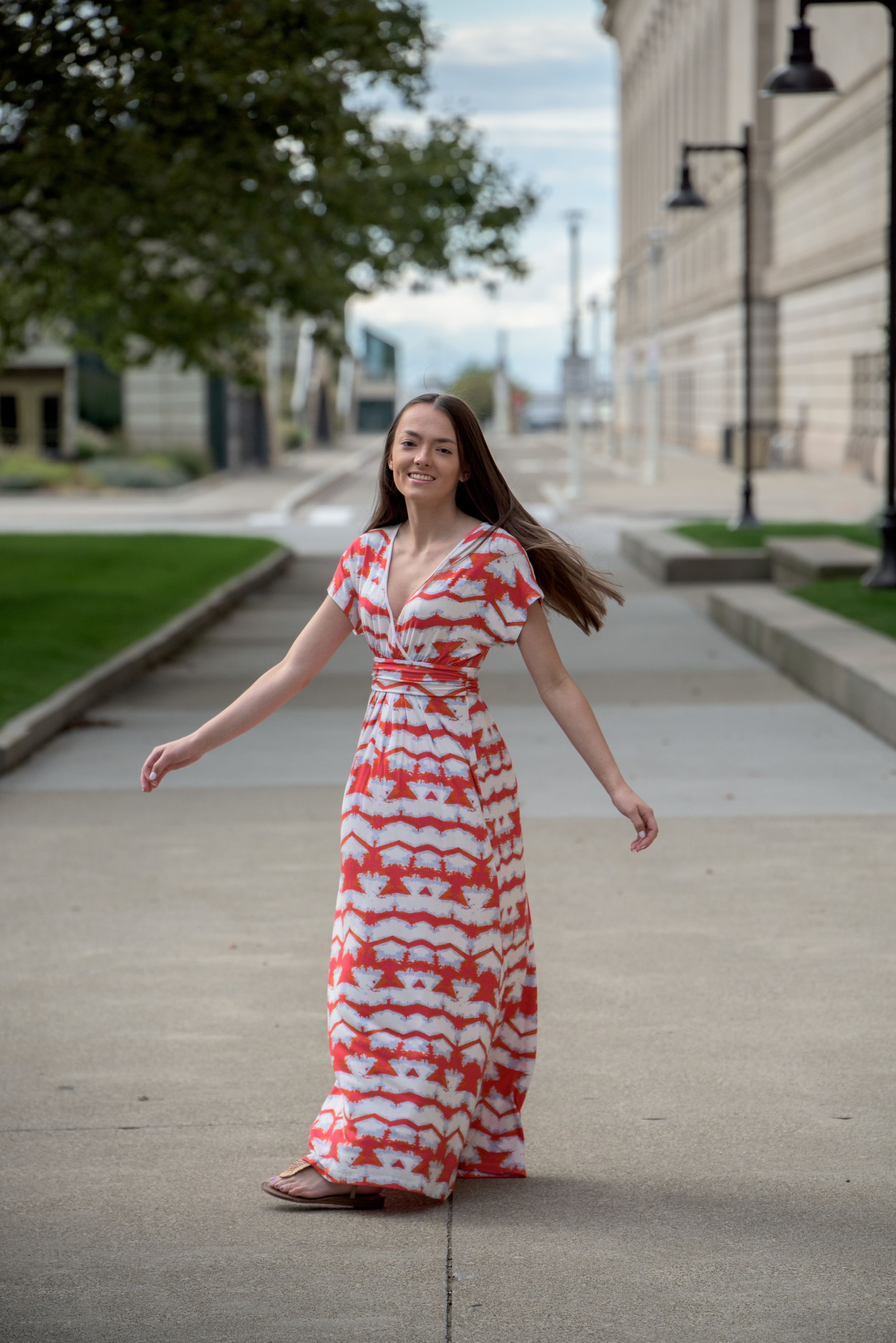 Malina (St Jospeh Academy Class of 2020) by Drury Hotel, Cleveland, Ohio