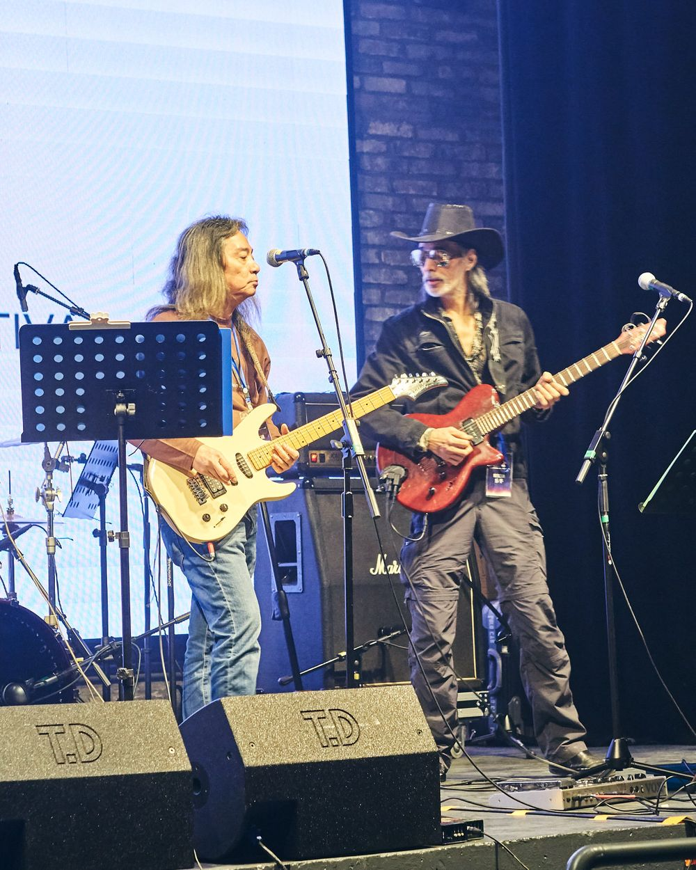 Never too old to rock  Zhuhai CTC Come Together Charity 2019 Festival Concert Guangdong China