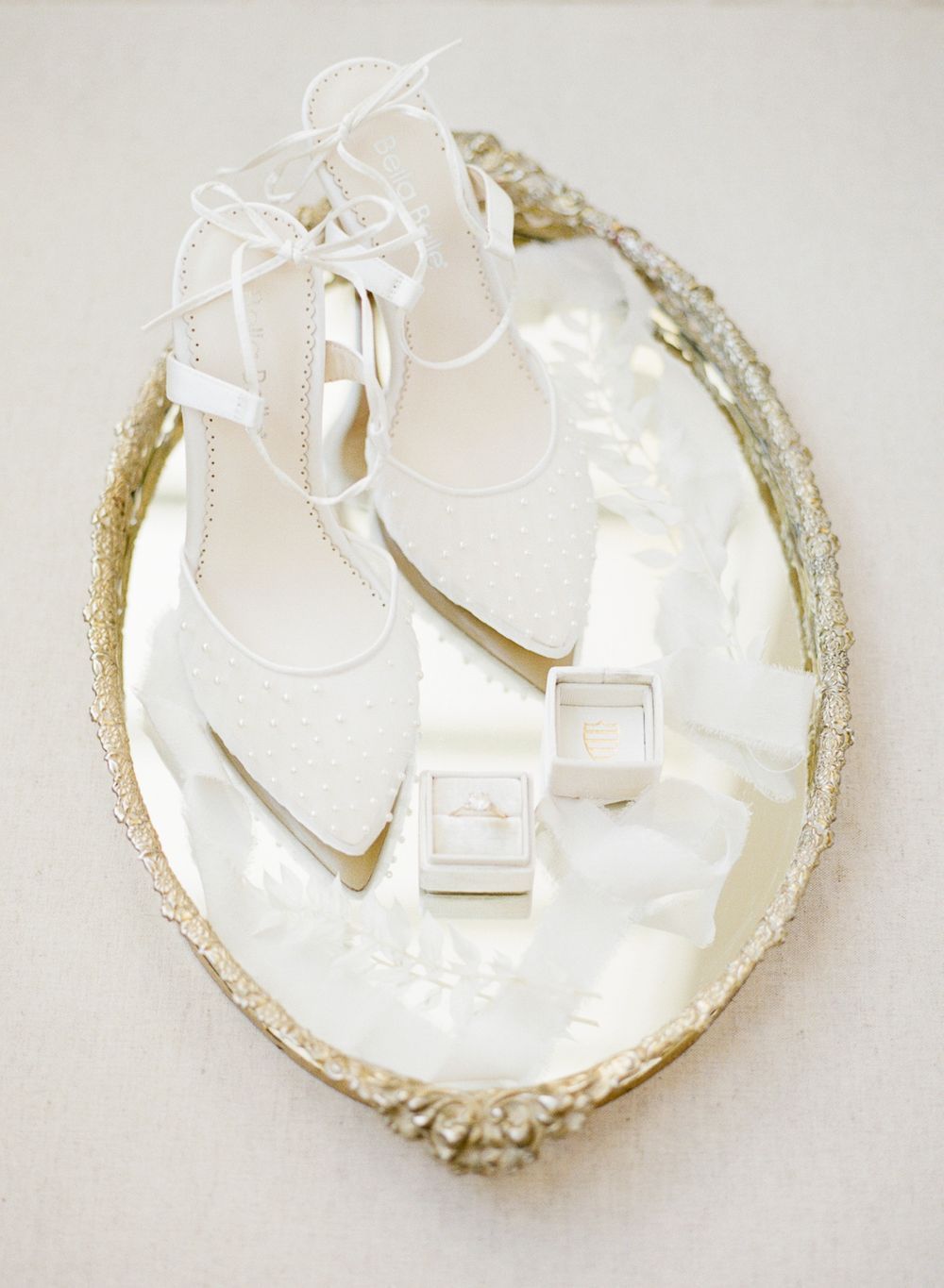 Bella Belle Wedding Shoes -Melissa Mae Photography - Vancouver, BC