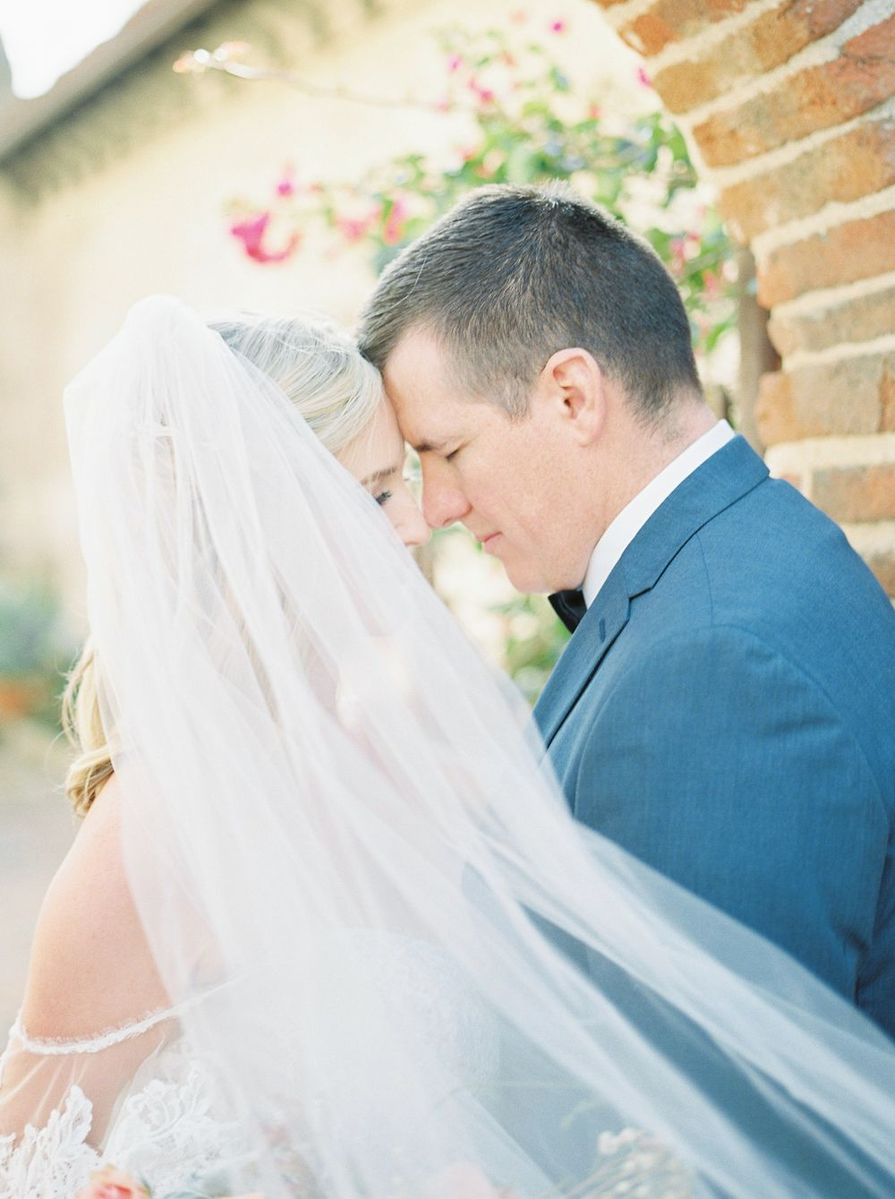 Wedding Portrait -Melissa Mae Photography - San Juan Mission Capistrano, California